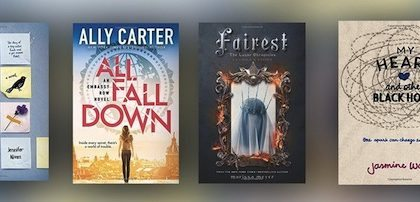 Overview: New Young Adult Books to Read – First Half of  2015