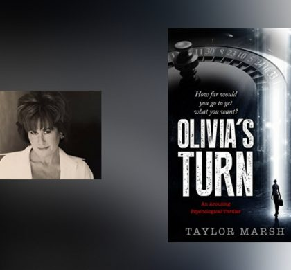Interview with Taylor Marsh, author of Olivia's Turn